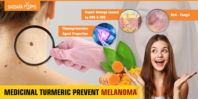melanoma , melanoma treatment , turmeric cures melanoma