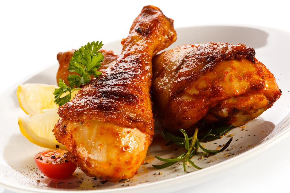 Recipe of honey turmeric chicken