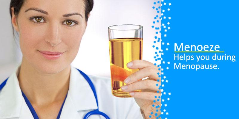 Cure Hormonal imbalance with Menoeze