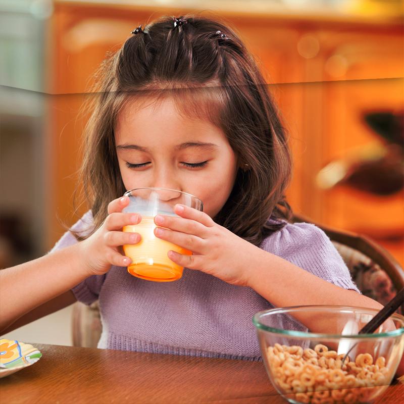 yumcumin Boosts Kid's Immune System