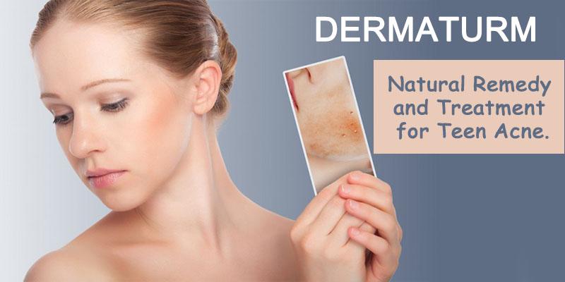 Dermaturm for Teenage Acne and Scar Problem