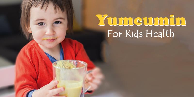 Yumcumin a boost to children health