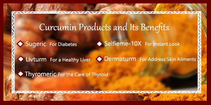 Health giving curcumin is beneficial women