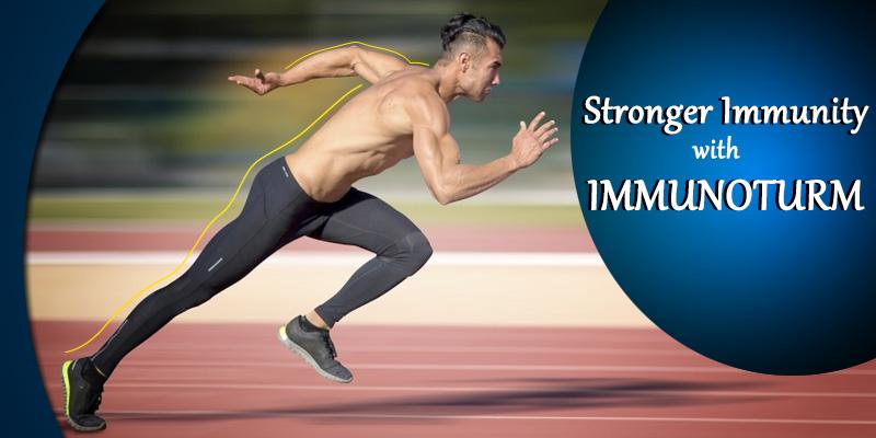 Immunoturm for stronger Immune System