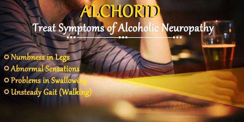 Alchorid for reversing adverse effects of alcholosim