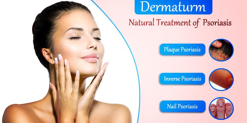 Dermaturm to cure Psoriasis naturally