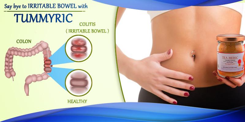 Tummyric organic treatment for irritable bowel syndrome