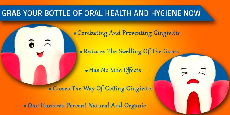 Oromin for Oral Health & Hygiene