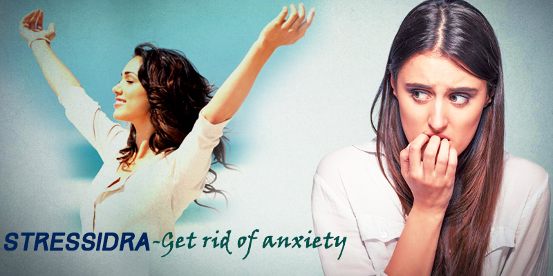 Anxiety Disorders Treatment with Stressidra