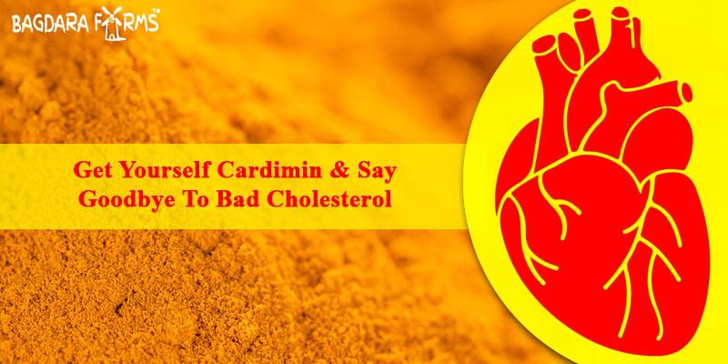 cardimin to maintain high cholesterol