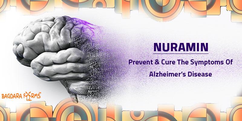 Cure Alzheimer's Disease with Nuramin