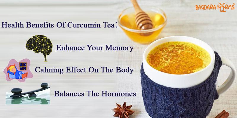 Improve Your Productivity With A Cup Of Curcumin Tea