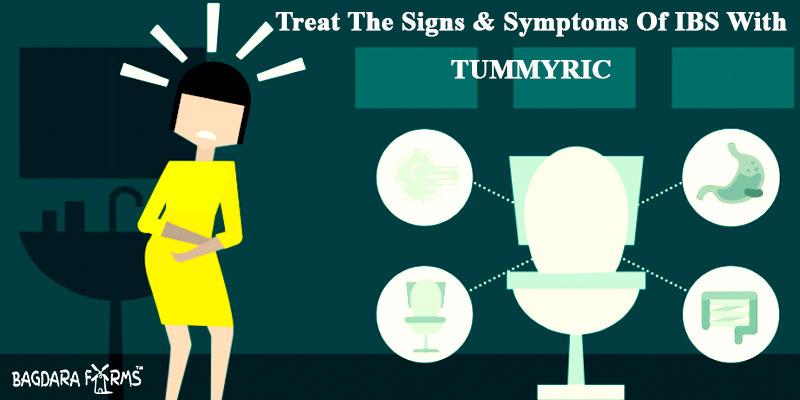 IBS treatment with tummyric
