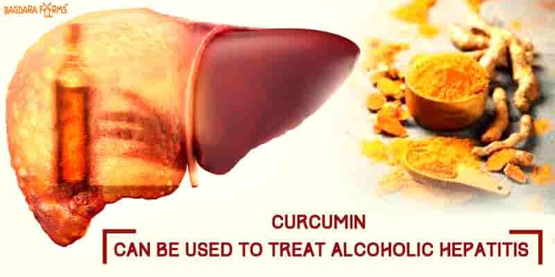 Treat Alcoholic Hepatitis With Curcumin