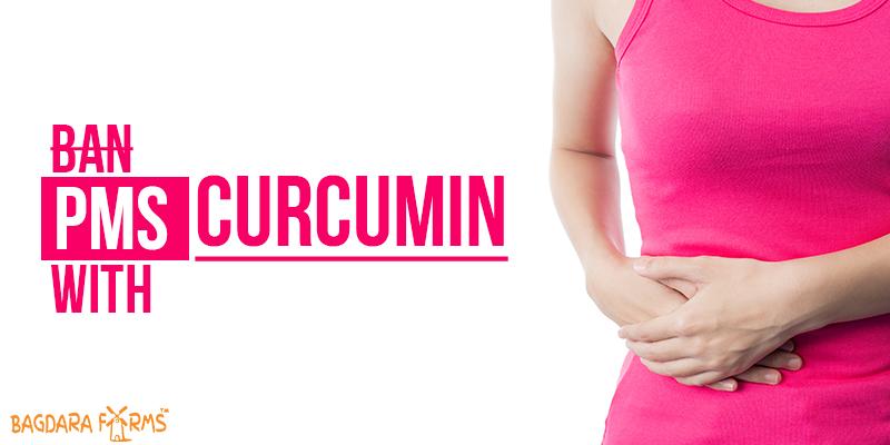 Ban PMS with Curcumin
