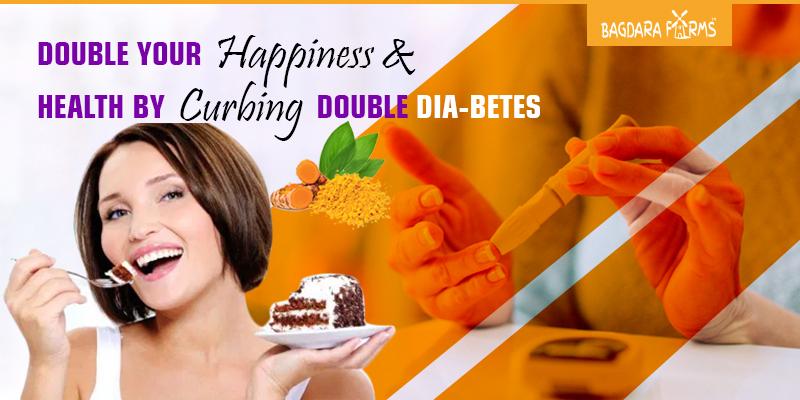 Double Diabetes , Curcumin Naturally Control Double Diabetes , diabetes supplement