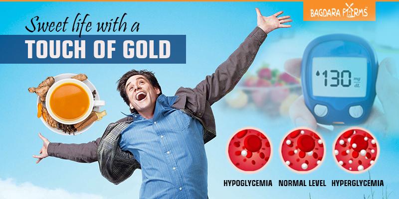 Hyperglycaemia , Medicinal Turmeric , blood sugar level , untreated hyperglycaemia ,