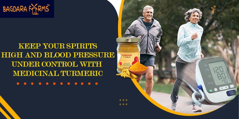 manage your high blood pressure, curcumin,
